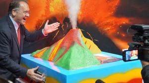 scientopolis Paone vulcano